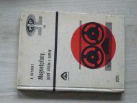 Hofhans - Magnetofony, jejich provoz a opravy (SNTL 1966)