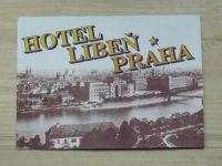 Hotel Libeň Praha - prospekt - německy, česky,  anglicky