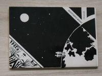 Jakub Zahradník  Zavři oči a sni (Obratník 1993) kresby I. Florian