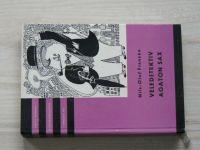 KOD 104 - Franzén - Veledetektiv Agaton Sax (1968)
