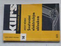 Kurs 14 - Němec - Svařování elektrickým obloukem (1969)