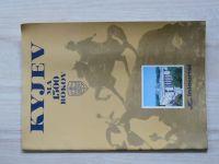 Kyjev mái 1500 rokov - prospekt Intourist SSSR, slovensky