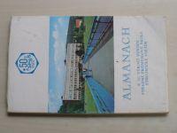 Almanach k 50. výročí vzniku Střední průmyslové školy strojnické Vsetín (1982)