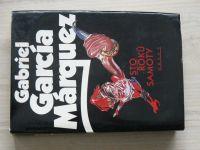 Márquez - Sto roků samoty (1986)