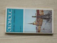 Olomouc - průvodce, informace, fakta (1988)