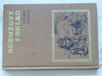 Štorch - Bronzový poklad (1971) il. Burian