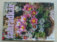 Zahrádkář 1-12 (2004) ročník XXXVI. (chybí čísla 1-2, 10 čísel)