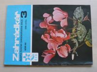 Zahrádkář 3 (1982) ročník XIV.