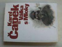 Čapek - Válka s mloky (1986)