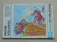 Čtyřlístek 91 (1981) ročník XIII.