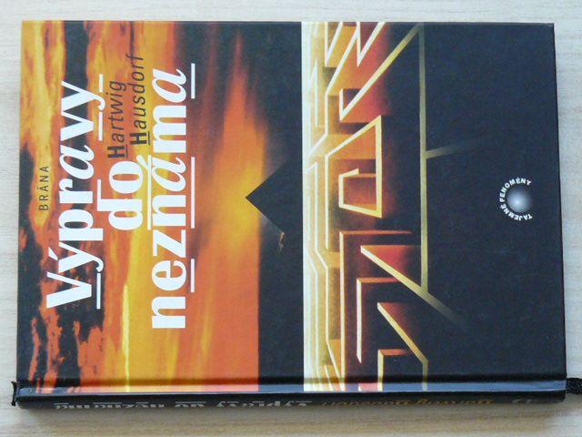 Hausdorf - Výpravy do neznáma (2000) Putování po nejzáhadnějších místech naší planety