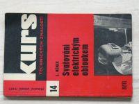 Kurz 14 - Němec - Svařování elektrickým obloukem (1974)