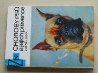 Sova - Choroby psů a jejich prevence (1978)