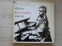 Sýkora - Dějiny klavírního umění - od nejstarší doby po současnost (Panton 1973)