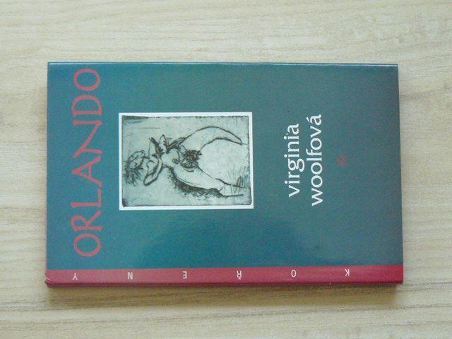 Virginia Woolfová - Orlando (Argo 1994)