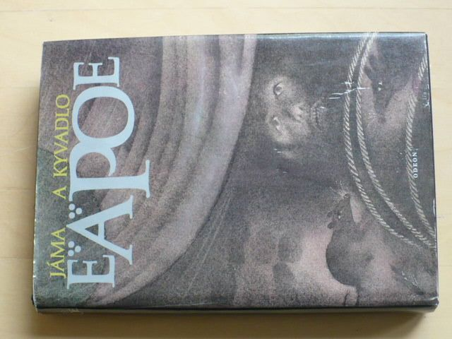 E. A. Poe - Jáma a kyvadlo (1988) il. Adolf Born