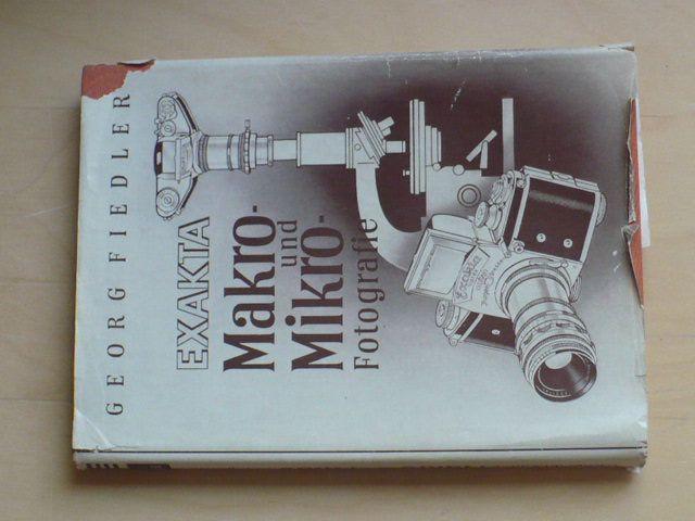 Fiedler - Exakta Makro und Mikro Fotografie (1956)