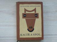 Apollinaire - Kacíř a spol. (1965) linoryty Josefa Čapka