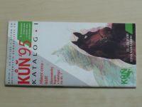Katalog 1 - Kůň (1995) prospekt