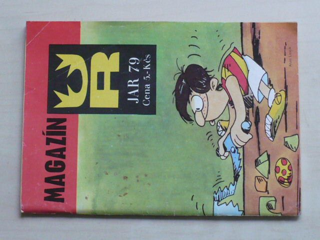 Magazín Roháča - Jar (1979) slovensky