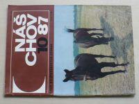 Náš chov 10 (1987) ročník XLVII.