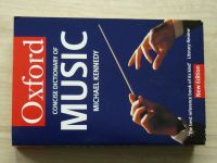 Oxford - Michael Kennedy - Concise Dictionary of Music (1996)