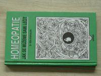 Rosivalová - Homeopatie - Jak se můžeme sami léčit (1992)
