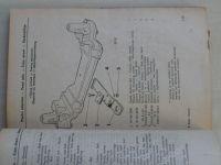 Seznam náhradních dílů - Škoda Octavia (1960)