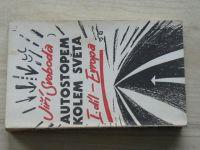 Svoboda - Autostopem kolem světa 1. díl - Evropa (1990)