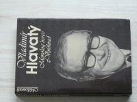 Vladimír Hlavatý - Monolog herce z Vinohrad (1984)