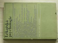 Vondráček, Dobiáš - Lékařská psychologie (1969)