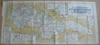 Železniční mapa Československé republiky 1 : 850 000 zprac. Karel Kopal nákl. Ministerstva železnic