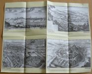 Živá historie - Merianova topografie 1690 - Historické rytiny