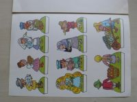 Betlém - ilustrace Zmatlíková