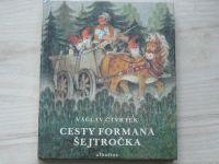 Čtvrtek - Cesty Formana Šejtročka (1982) il. Z. Miler