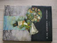 H. Ch. Andersen - Pohádky (1990) il. Trnka