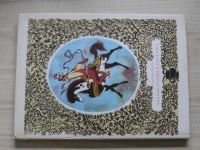 Hrubín - Pohádky tisíce a jedné noci (1985) il. Trnka