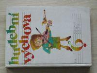 Hudební výchova pro šestý ročník základní školy (SPN 1989)