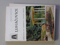 Kašpar - Luhačovice - Průvodce po lázních a jejich okolí (1974)