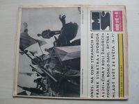 Mladý svět 44 (1968) ročník X.