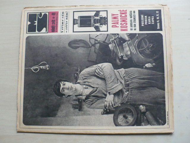 Mladý svět 49 (1968) ročník X.