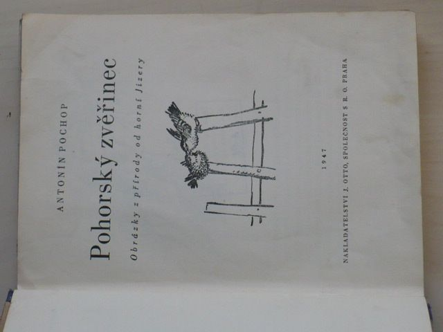 Pochop - Pohorský zvěřinec (1947)