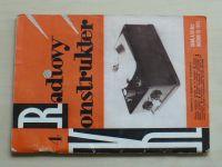 Radiový konstruktér 4 (1975) ročník XI.