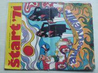 Štart 32 (1971) ročník XVI. (slovensky)