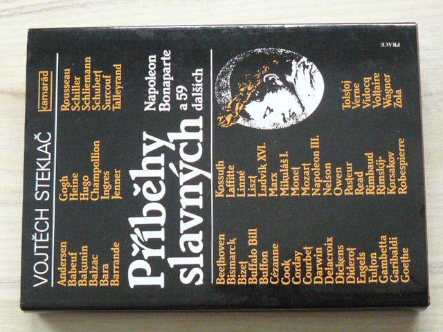 Steklač - Příběhy slavných - Napoleon Bonaparte a 59 dalších (1989)