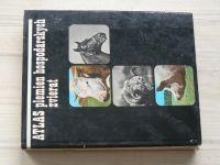 Gabriš a kol. - Atlas plemien hospodárskych zvierat (1987) slovensky