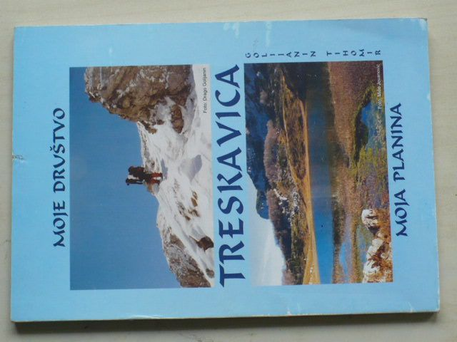 Golijanin - Treskavica (nedatováno) cizojazyčné