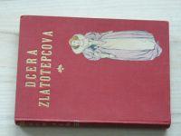 Grattan - Dcera zlatotepcova - Historický román z dob vlasteneckých bojů vlámských (1926)