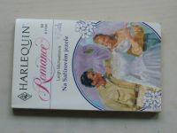 Harlequin Romance 53 - Michaelsová - Na Safírovém jezeře (1993)
