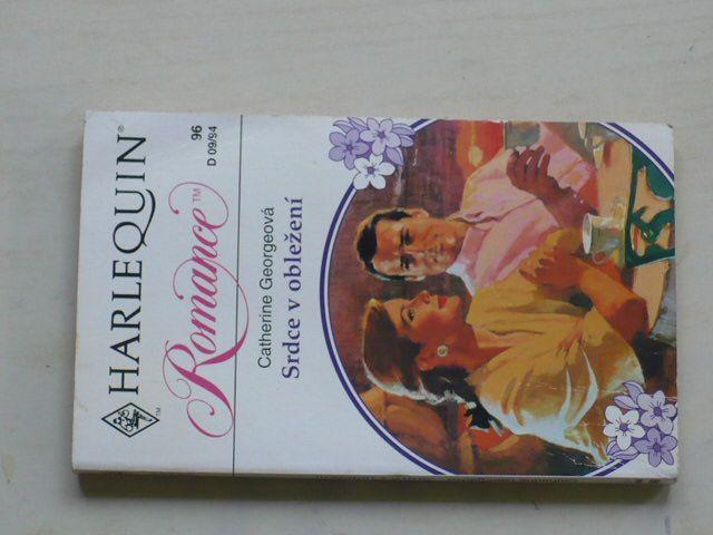 Harlequin Romance 96 - Georgová - Srdce v obložení (1994)